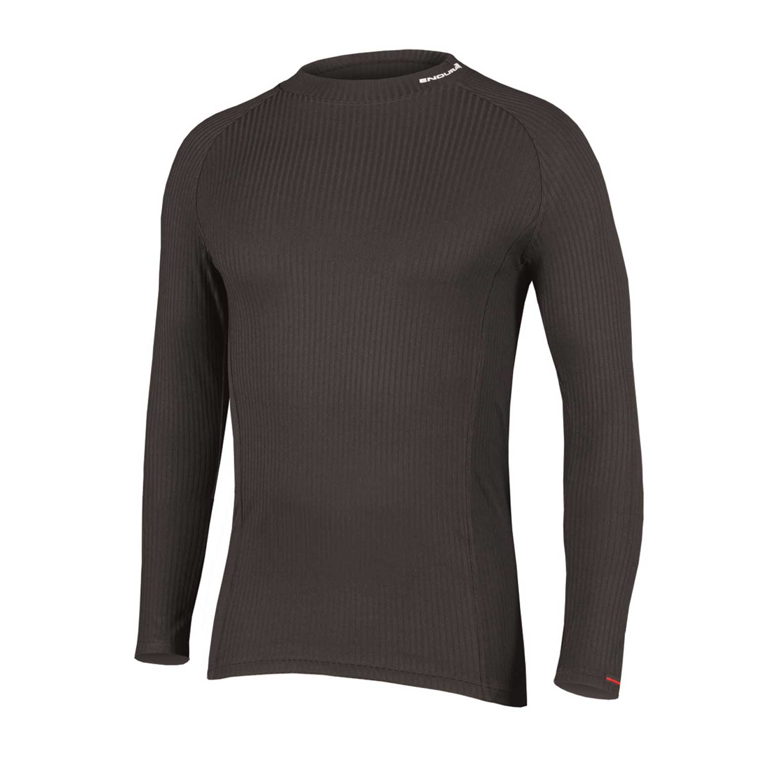 majica endura transrib l/s baselayer  black