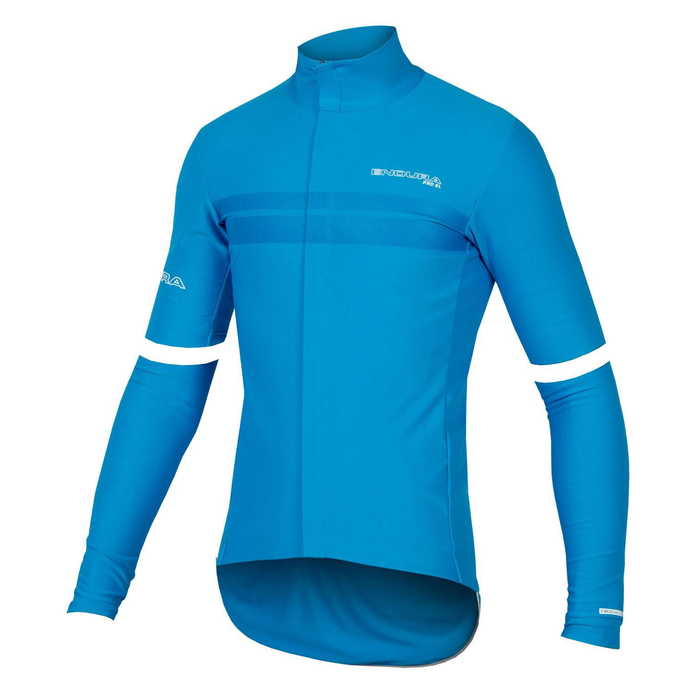 majica endura pro sl classics ii hi-viz blue