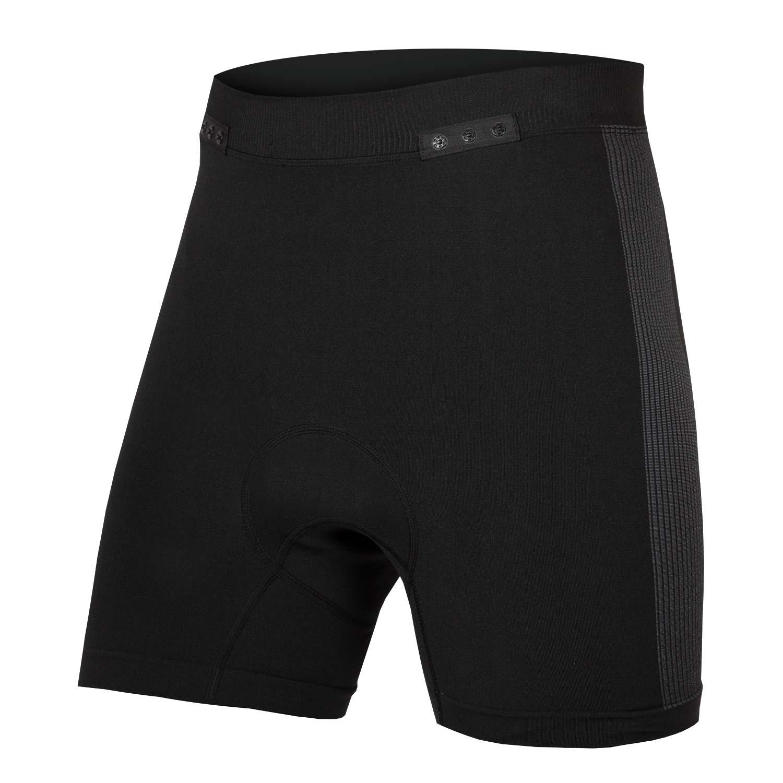 hlaČe notranje endura engineered padded boxer clickfast black.