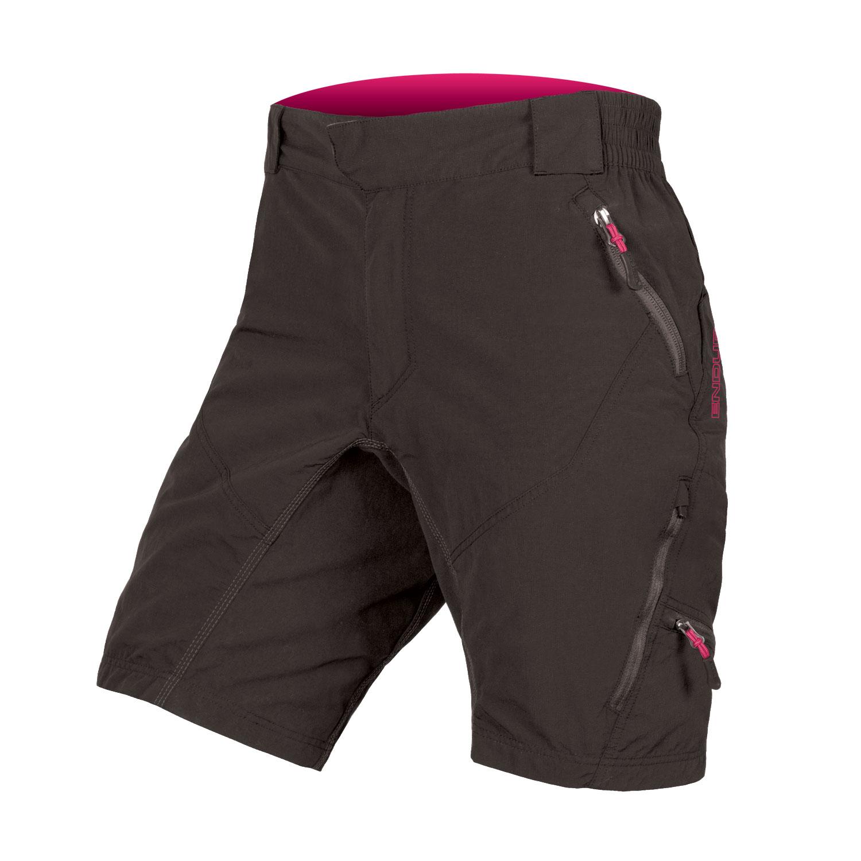 hlače kratke endura wms hummvee ii black.