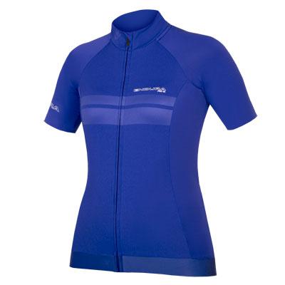 majica endura wms pro sl s/s jersey cobalt blue