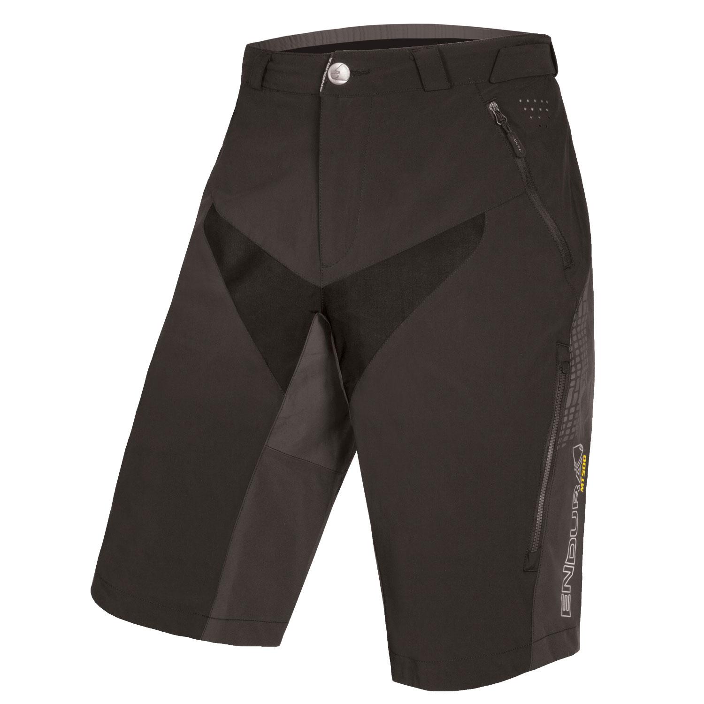 hlače kratke endura mt500 spray baggy ii black.