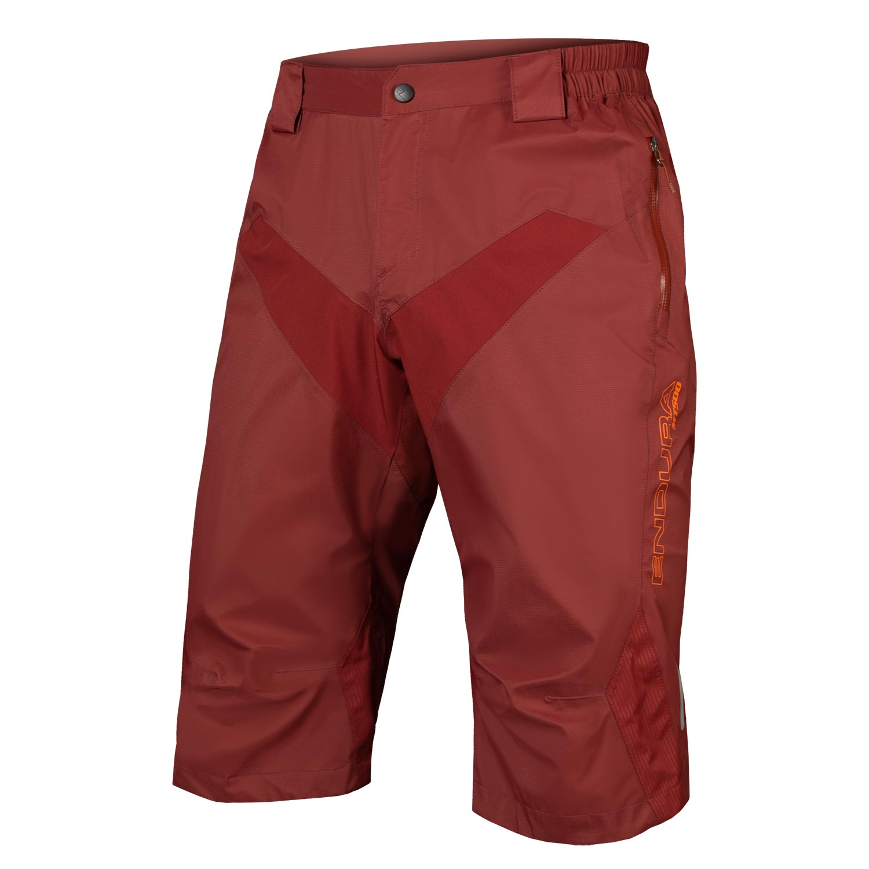 hlače kratke endura mt500 waterproof cocoa.