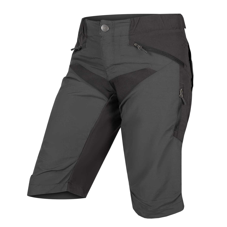 hlače kratke endura wms singletrack black.