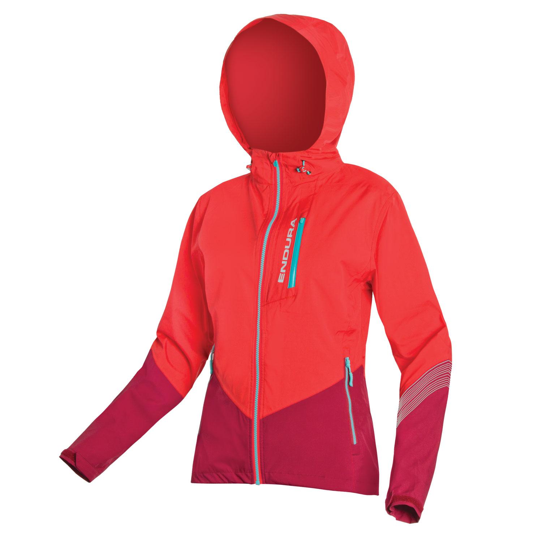 jakna endura wms singletrack jacket ii coral