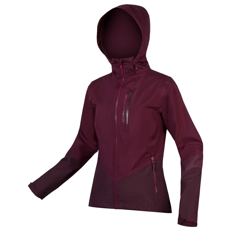 jakna endura wms  singletrack jacket ii mulberry