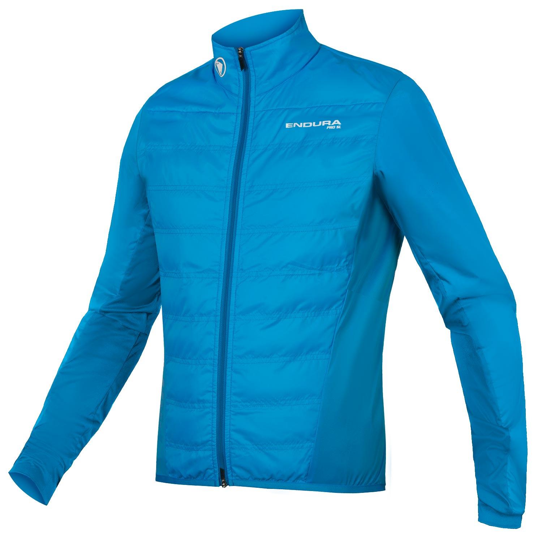 jakna endura pro sl primaloft hi-viz blue