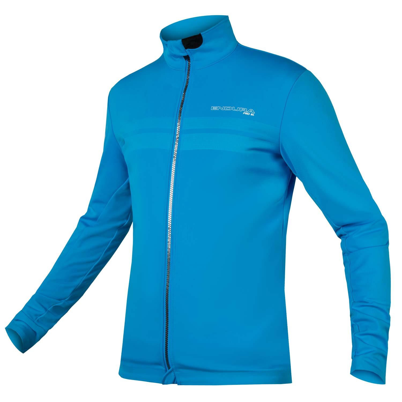 jakna endura pro sl thermal windproof ii hi-viz blue.