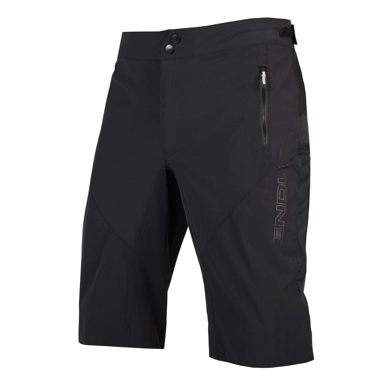hlače kratke endura mtr baggy ii black.