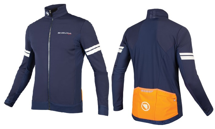 jakna endura pro sl thermal   windproof  navy
