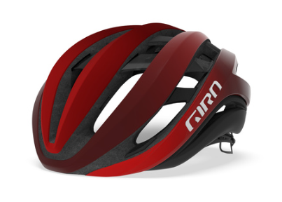 Čelada giro aether mips matte bright red/dark red