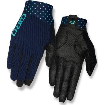 rokavice giro rivette midnight/glacier