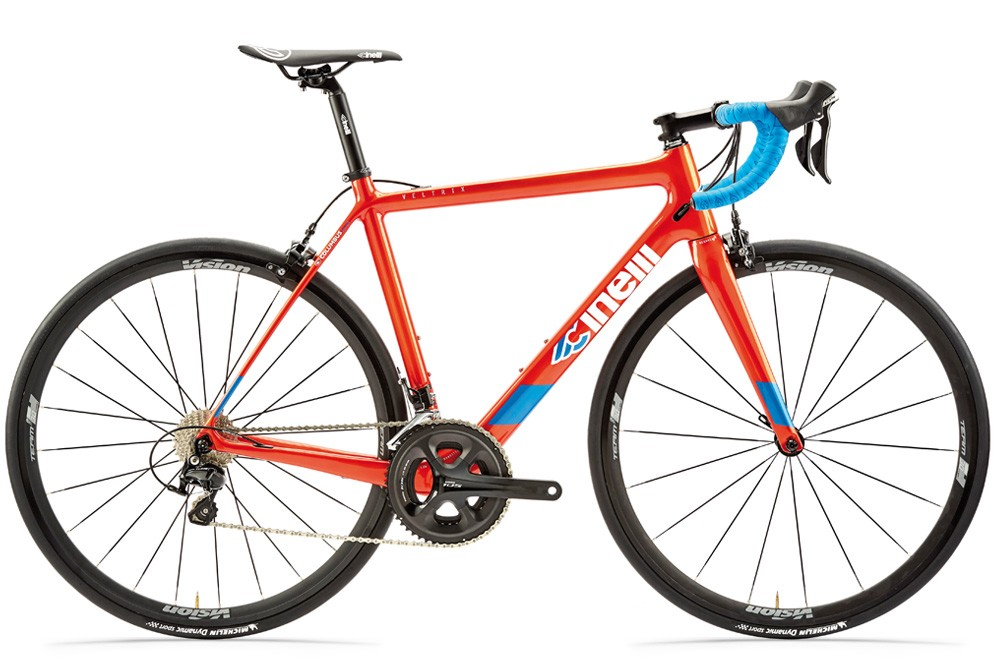 kolo cinelli veltrix  105 blue burns orange 2020