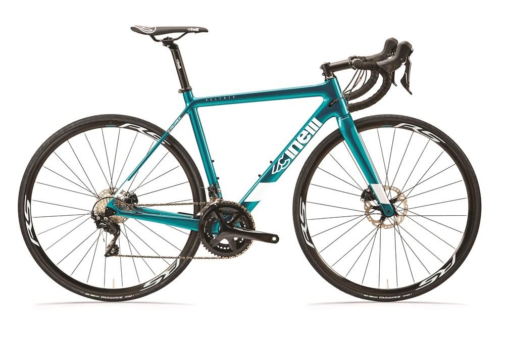 kolo cinelli veltrix disc  105 blue in green 2020