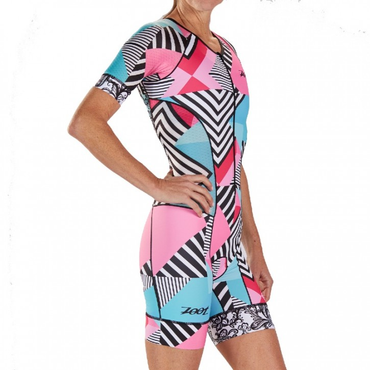 zoot w ltd tri aero ss race suit  cali