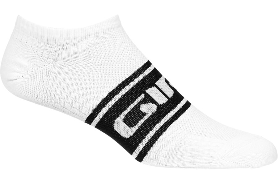 nogavice giro meryl skinlife  classic racer low  white/black