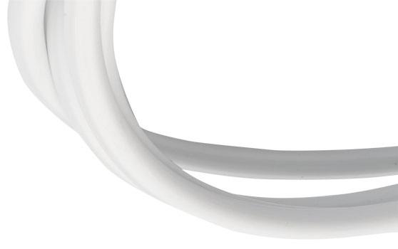 bovden zavor jagwire cex-sl 5mm   white