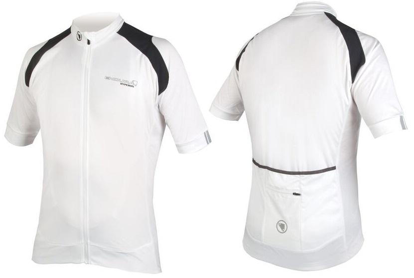 majica endura hyperon s/s white