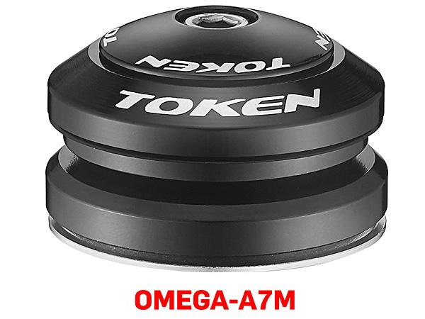 krmilni leŽaj token omega-a7m  1-1/8 - 1-1/4 tapered integrated