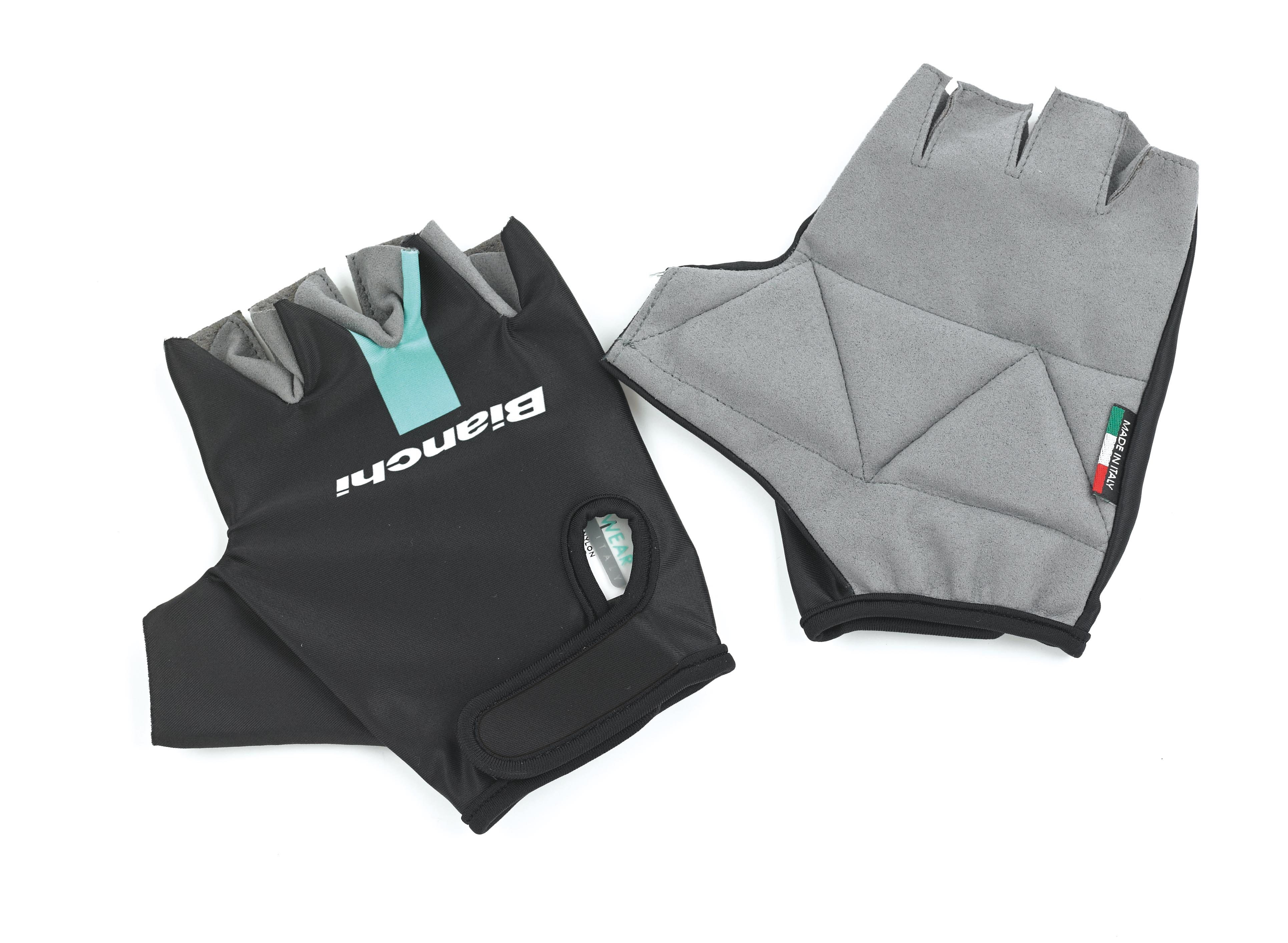 rokavice bianchi summer gloves black