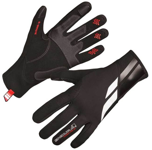 rokavice endura pro sl windproof glove black