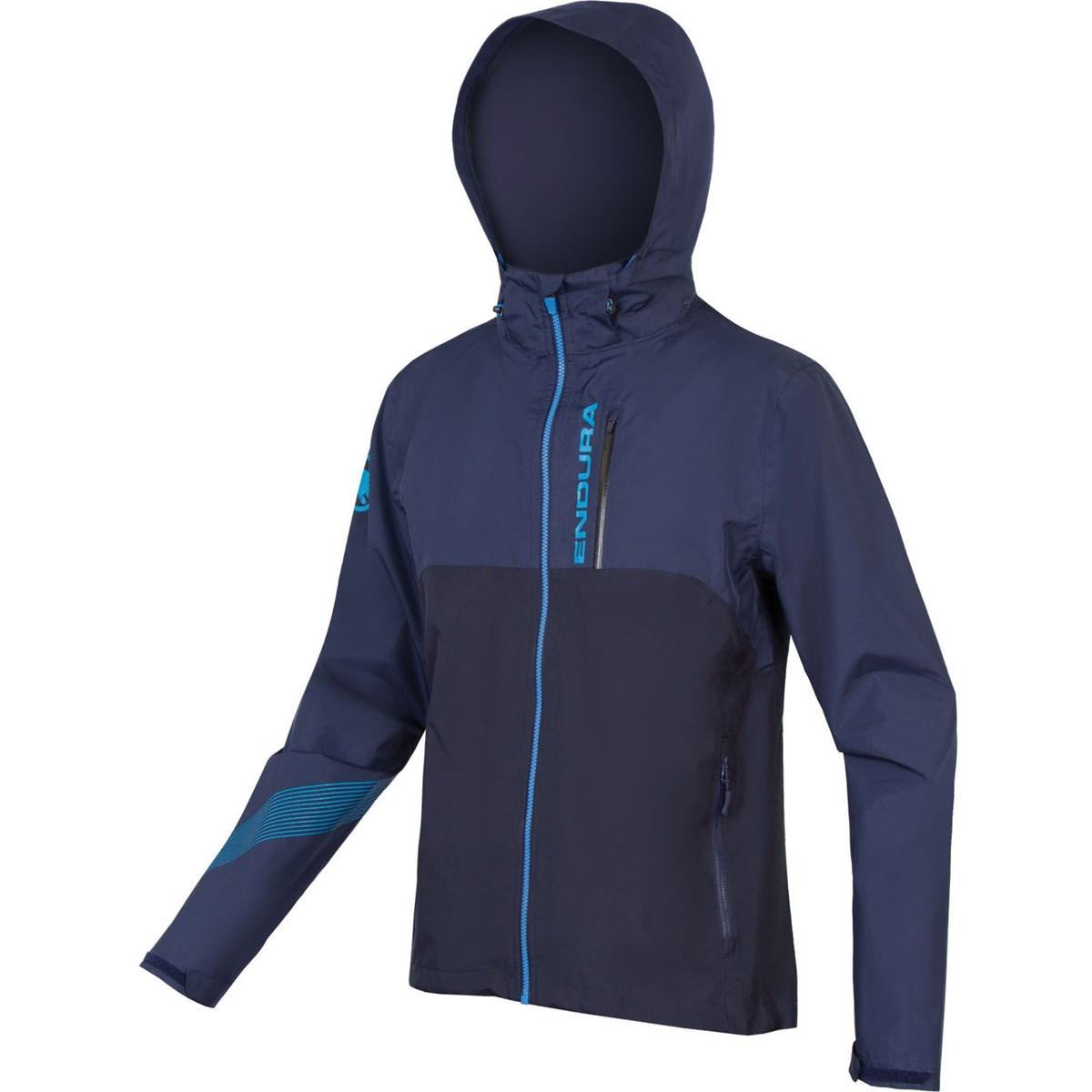 jakna endura singletrack jacket ii navy