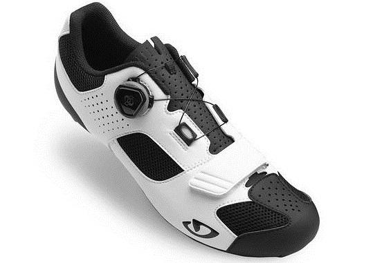Čevlji giro trans boa carbon white/black