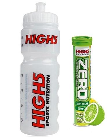 high 5 set plastenka+ 20 tablet zero citrus-limona