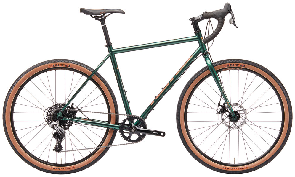 kolo kona rove st gloss racing green 2019