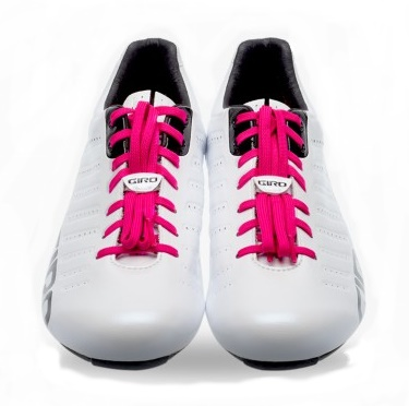 vezalke giro empire laces coral pink