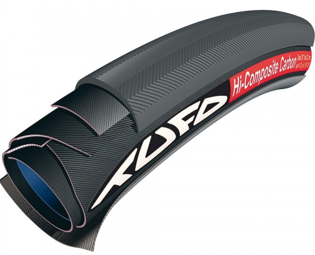 tubular tufo hi-composite carbon  25mm black