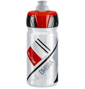 plastenka elite ombra clear/red graphic 550ml