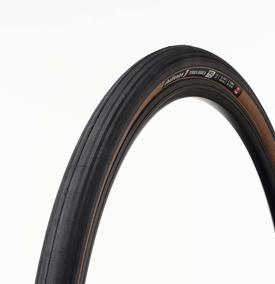 plaŠČ challenge strada bianca race33mm black/brown