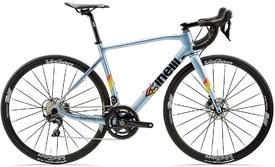 kolo cinelli superstar disc ultegra clear blue 2019