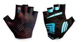 rokavice cube wls natural fit sun short finger