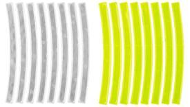 nalepka m-wave 3m odobjna 1 set = 16 nalepk
