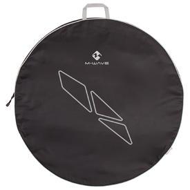 torba za obroČnike m-wave amsterdam 26-28 black/silver