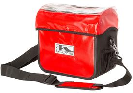 torba m-wave canada pro quebec handlebar bag red