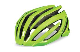 Čelada endura airshell hi-viz green
