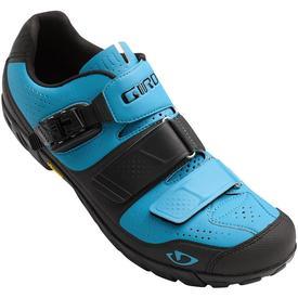 Čevlji giro terraduro blue/black