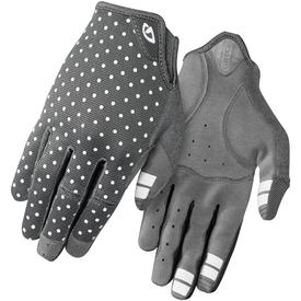 rokavice giro la dnd  dark shadow/white dots
