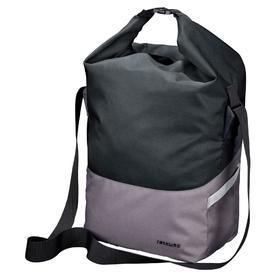 torba racktime liva snap-it black carbon/grey