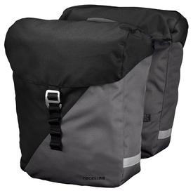 torba racktime vida snap-it black carbon/grey