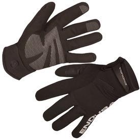 rokavice endura strike ii glove black
