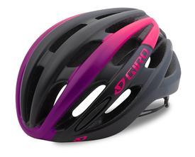 Čelada giro saga  matte bright pink/ black