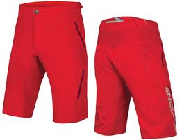 hlaČe endura singletrack lite short ii ltd red