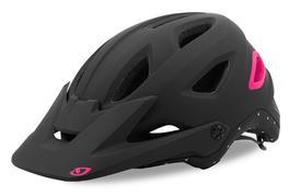 Čelada giro montara mips matte black/ bright pink 2017