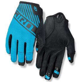 rokavice giro dnd 17  blue jewel