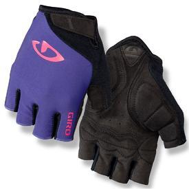rokavice giro jag ette x  ultraviolet/bright pink