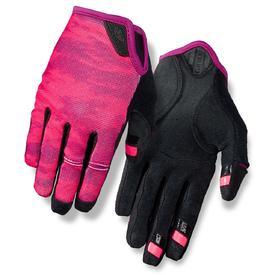 rokavice giro la dnd 17 bright pink foam